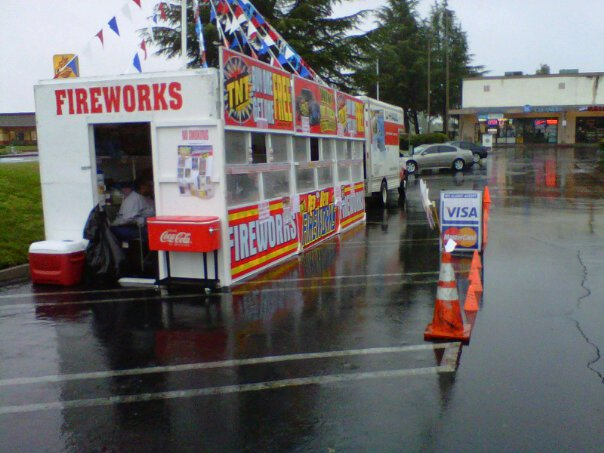 photo of It rained on opening day (2011)